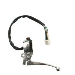 Left Handlebar switch with clutch lever for Dax/Monkey