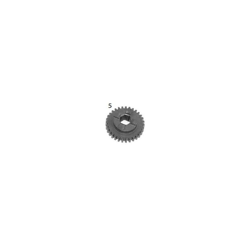 TAKEGAWA second gear pinion 31 T on counter shaft for 4 S gear box