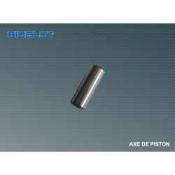 piston pen Bidalot 13 x 32 mm for MBK Junior