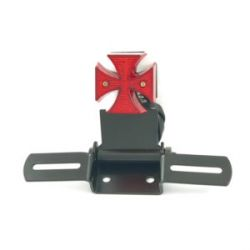 Tail light Malta with bracket
