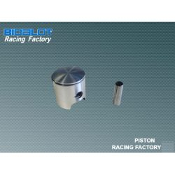Piston Bidalot racing Factory 49.94 mm pour cylindre Derbi AM6 Piaggio Minarelli Big bore