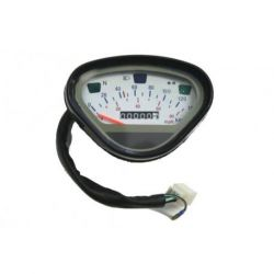 Speedometer Skyteam 140km/h white