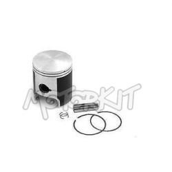 Piston kit for Aprilia RS 125 with Rotax engine, 58mm for Motorkit cylinder