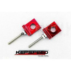 Chain tensioner Kepspeed red