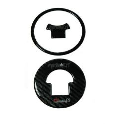 Carbon look stickers set voor Honda MSX Grom 125