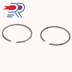 Piston ring set 43 mm Vespa Ciao - Citta for DR 60cc cylinder kit