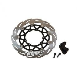Floating disc brake EasyBoost Derbi Senda SM PRO DRD - Aprilia RX - Rieju 50 and 125 cc EB054 EasyBoost