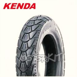 "Tire - tyre Kenda K415 90/90 - 10 ""tubeless - 4 seasons"