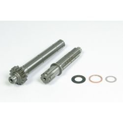 Takegawa Transmission Shafts set for Super Street 5 gears with TNC carters and dry clutch 01-00-0004