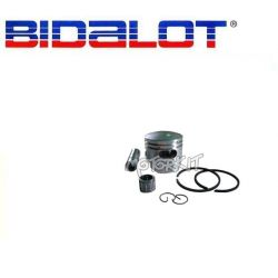 Bidalot piston kit for pocket bike kit (10 mm pin)