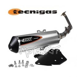 Tecnigas exhaust for scooter Kymco K-XCT 125i