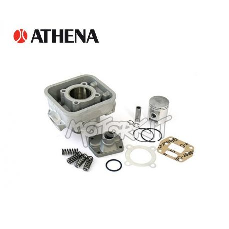 cylinder kit Aprilia AF1 - Red rose - Minarelli 70 cc - 43 50 mm diam by  Athena price : 199,99 € ATHENA 041800 available at MOT