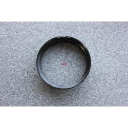 "Honda Cub alloy rim 17 x 1,85"" in black. By Kepspeed"