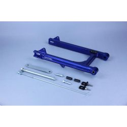 Swing arm Kepspeed for Cub +4cm blue