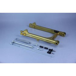Swing arm Kepspeed for Cub +4cm gold