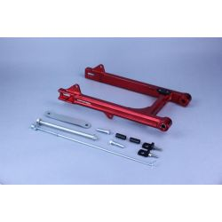 Swing arm Kepspeed for Cub +4cm red
