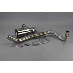 NOISY down exhaust for Honda Dax ST CT Monkey Gorilla Chaly and Skyteam TNT Skymax City Zenhua Singa