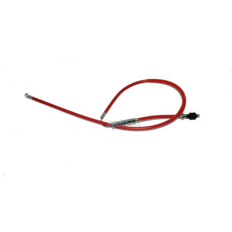 Kitaco clutch cable 800 mm with center adjustment and red cover Dax Monkey Skyteam ..