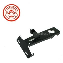 N.G.U. adjustable tailight bracket for Honda Monkey Z50 and Singa Chimp