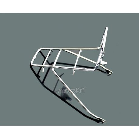 Front luggage rack chrome for Honda Cub
