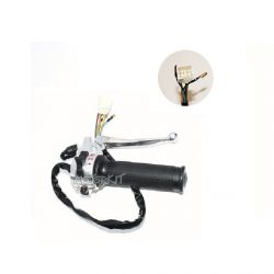 Gas Throttle with switch and Drum Brake Lever for Skyteam