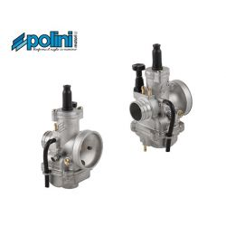 Polini carburetor CP19 with hand puller choke