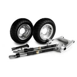 6 inch wheels conversion kit for Honda Monkey and replicas
