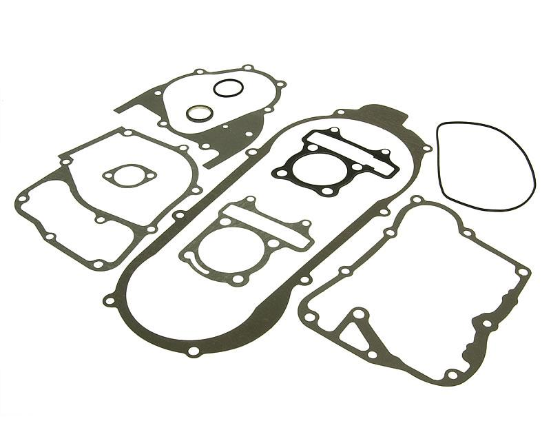 Motorkit Complete Gasket Set For Chinese 4 Stroke Scooter Gy6 125cc