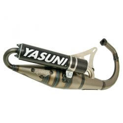 Exhaust Yasuni Z carbon edition for Minarelli vertical