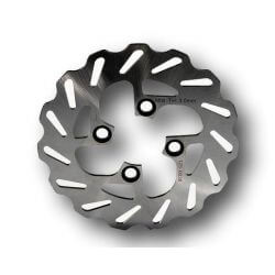 Brake disk wave Polini Ø180mm for Booster/Stunt