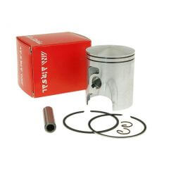 Piston kit T6 Airsal 50cc AM6