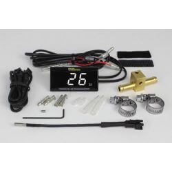 Compact LCD Thermometer Set Takegawa