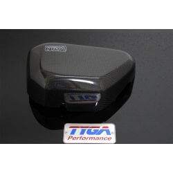 Tyga carbon left airbox cover for Honda Monkey 125 2018-