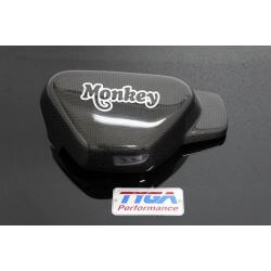 Tyga carbon side cover right for Honda Monkey 125 2018-