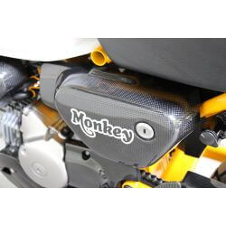 Tyga carbon left side cover for Honda Monkey 125 2018-