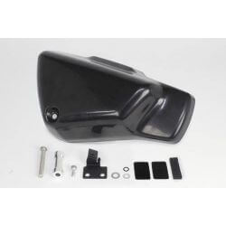 Takegawa right side cover in black for Honda Monkey 125 JB02