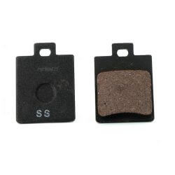 Brake pads set Gilera Runner Stalker DNA - Piaggio Zip NRG - Sym Symphony - Peugeot New Tweet