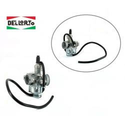 Dellorto carburetor 17.5mm for scooters Honda / Kymco / Sym 2 Stroke