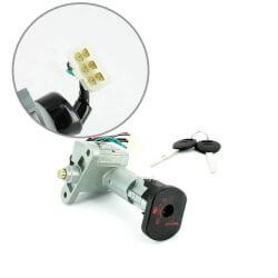 """Ignition switch for Kymco Agility 50 and 125cc equipped with 16 """"wheel"""