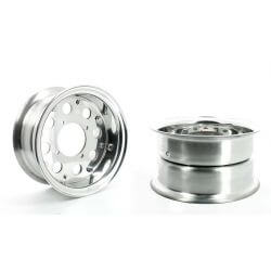 Jante Kepspeed 4.00 x 8 pouces High Polished pour Honda Monkey Gorilla et Singa Skymini Chimp