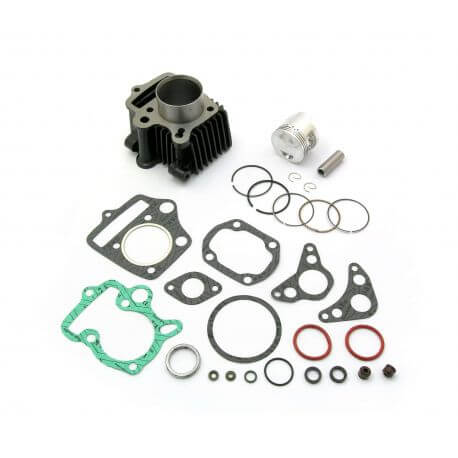 Cast Iron 72cc cylinder Light Kit for Honda Dax ST CT Cub Monkey 12V and Skyteam