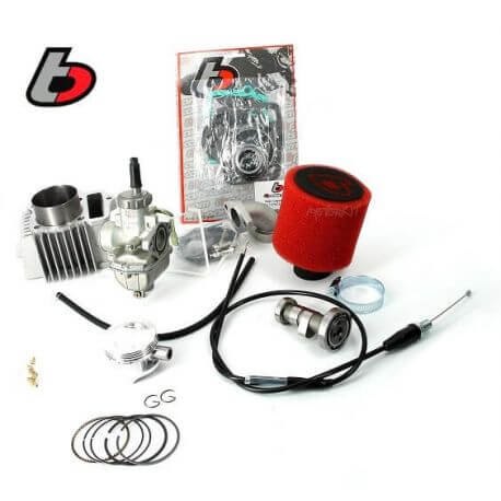 Cylinder Light kit - 88cc TB for Honda Dax CT ST Monkey Cub 12V and Skyteam TNT City