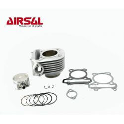 Airsal 155cc cylinder kit for Peugeot Tweet Vivacity - Sym Euro MX Symphony Fiddle 125