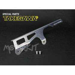Takegawa aluminum chain guard for Honda Monkey 125cc JB02