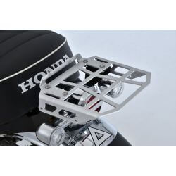 G-Craft aluminum rear luggage rack for Honda Monkey 125 cc (JB02)