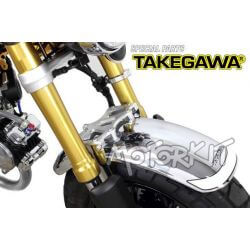Takegawa CNC fender bracket set for Honda Monkey 125 JB02