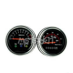 Speedometer and RPM counter for Skyteam PBR