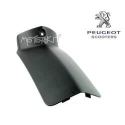 Battery cover black for Peugeot Ludix
