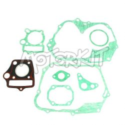 Complete gasket set for 50cc Lifan - YX engines without starte