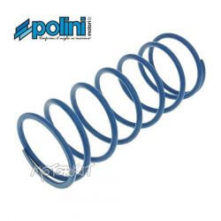 Polini blue rear pulley spring for Peugeot Honda Piaggio 2 S and Chinese 4 S 50cc 243.022